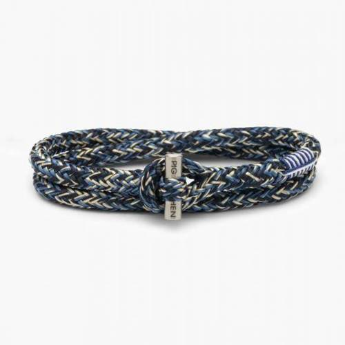 Hit the waves. Sailing rope bracelet