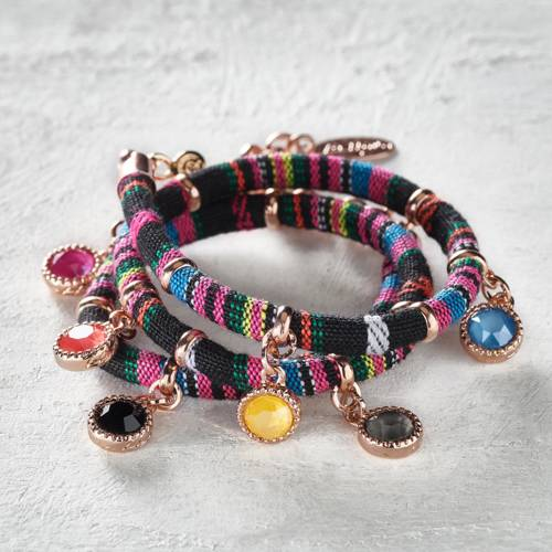 Why not?. Bracelet with charms